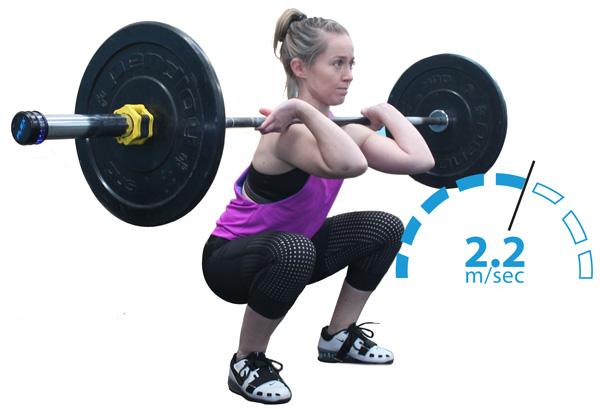 Girl Lift Weight Chart